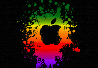 Apple Color logo